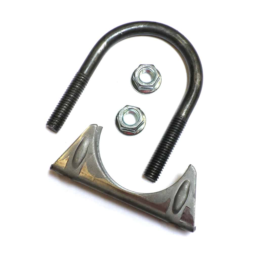 Exhaust Clamp, 2""
