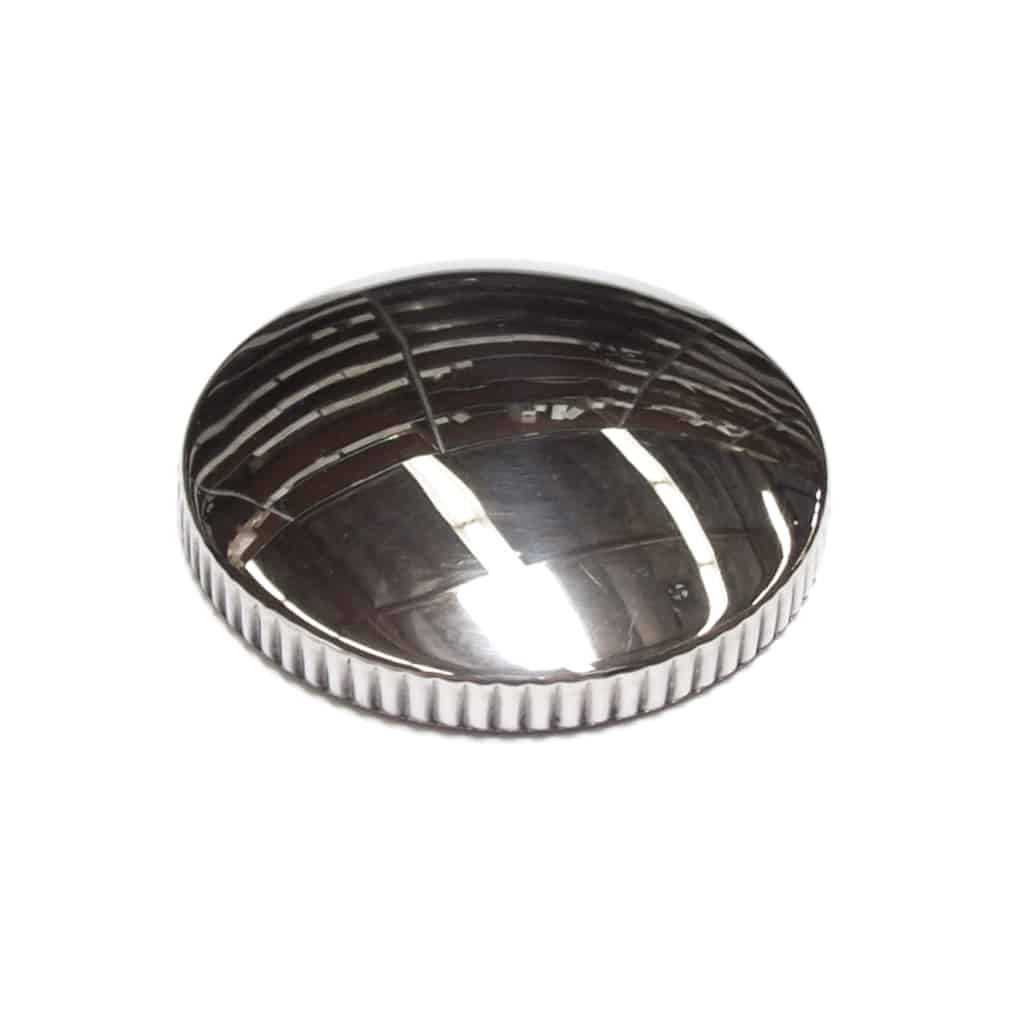 Gas Cap, Stainless