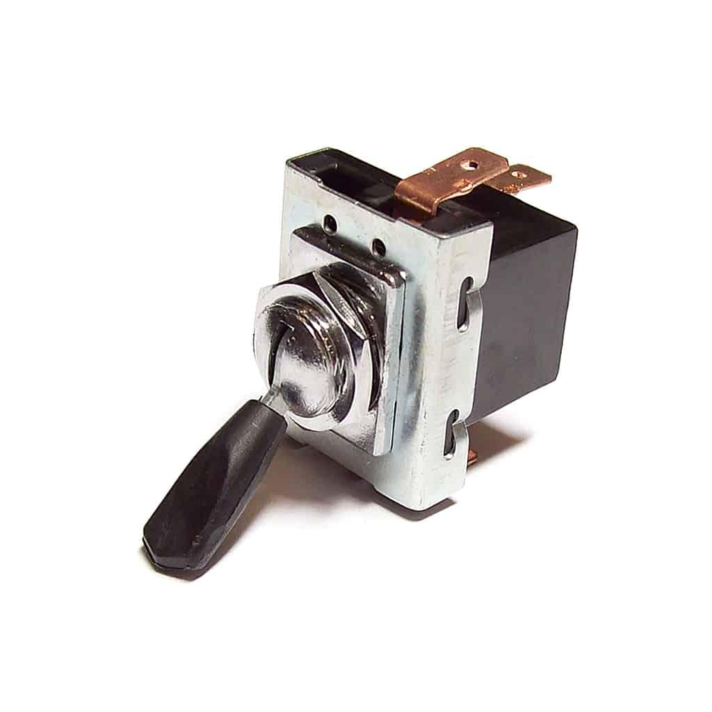 Headlamp Switch, Mk1-Mk2