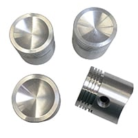 Piston Set, 998 Dish Top
