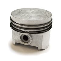 Piston, 998, Flat Top 3-ring
