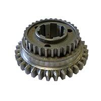Synchronizer Hub, 1st-2nd gear, B-type 3-synchro