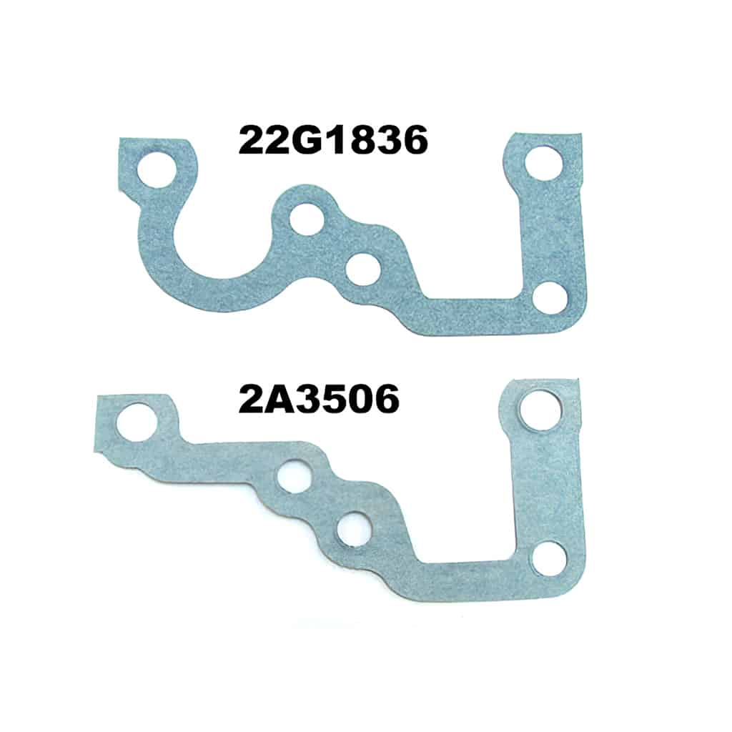 Gaskets 22G1836 vs 2A3506