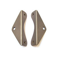 Mk1 Gauge Plate Bracket, Pair