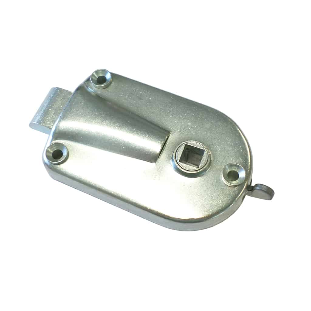 Interior Door Latch Assembly, LH, for RHD cars