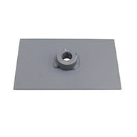 Seat Belt Anchor Mount, Inner Sill