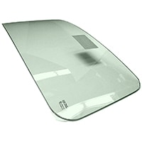 Laminated Windscreen, Triplex, Tinted