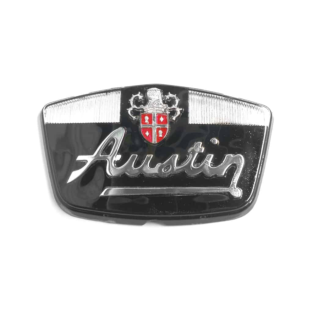 Bonnet Badge, Austin 850