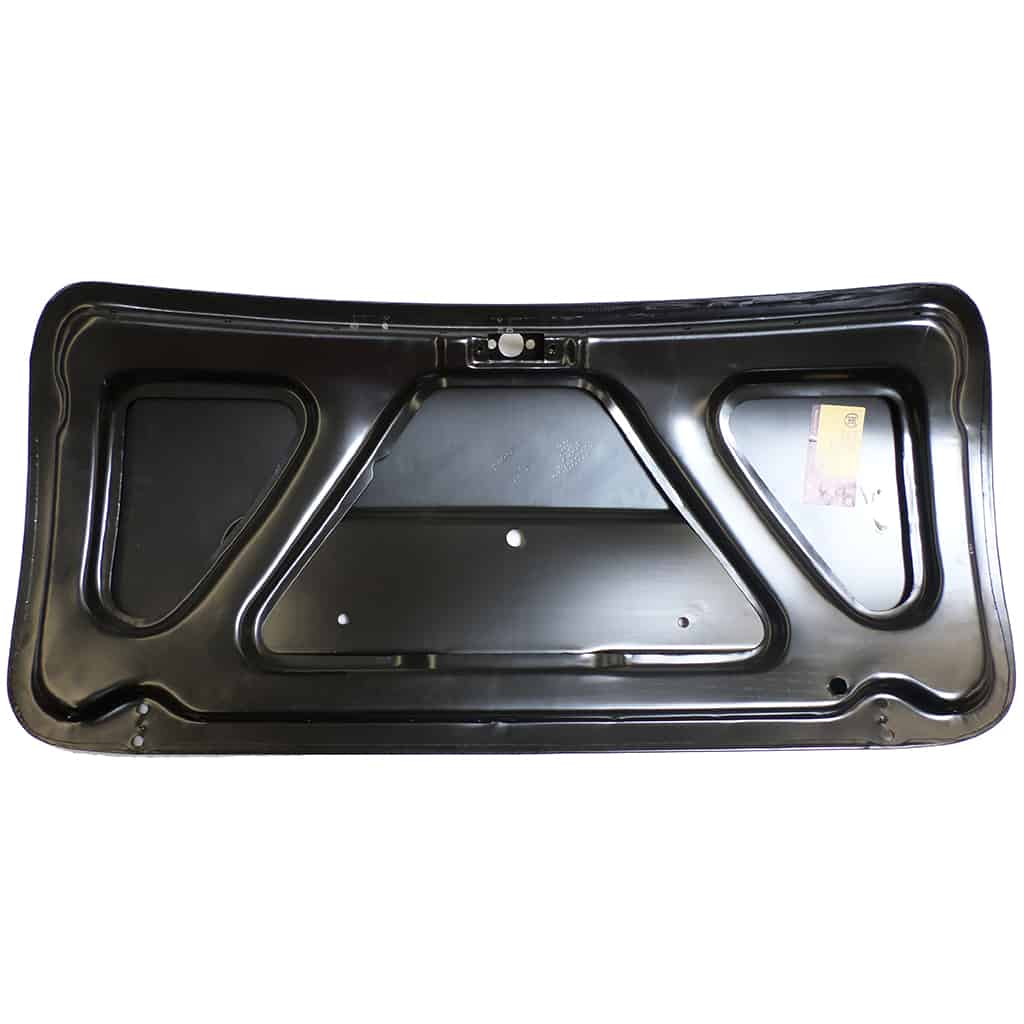 Boot Lid, Mk1-2, Heritage - inside view