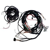 Wiring Harness, Mk1 Cooper S w/ Alternator