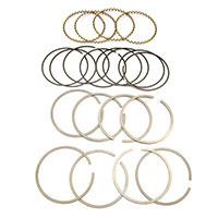 Piston Ring Set, Cosworth, 040