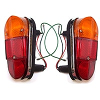 Stop/Tail Lamp, Saloon, Mk1