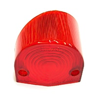 Rear Indicator Lens, LH, Mk1, red