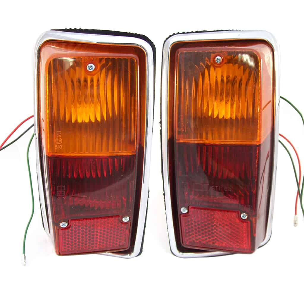 Tail Lamp, Mk2-Mk3