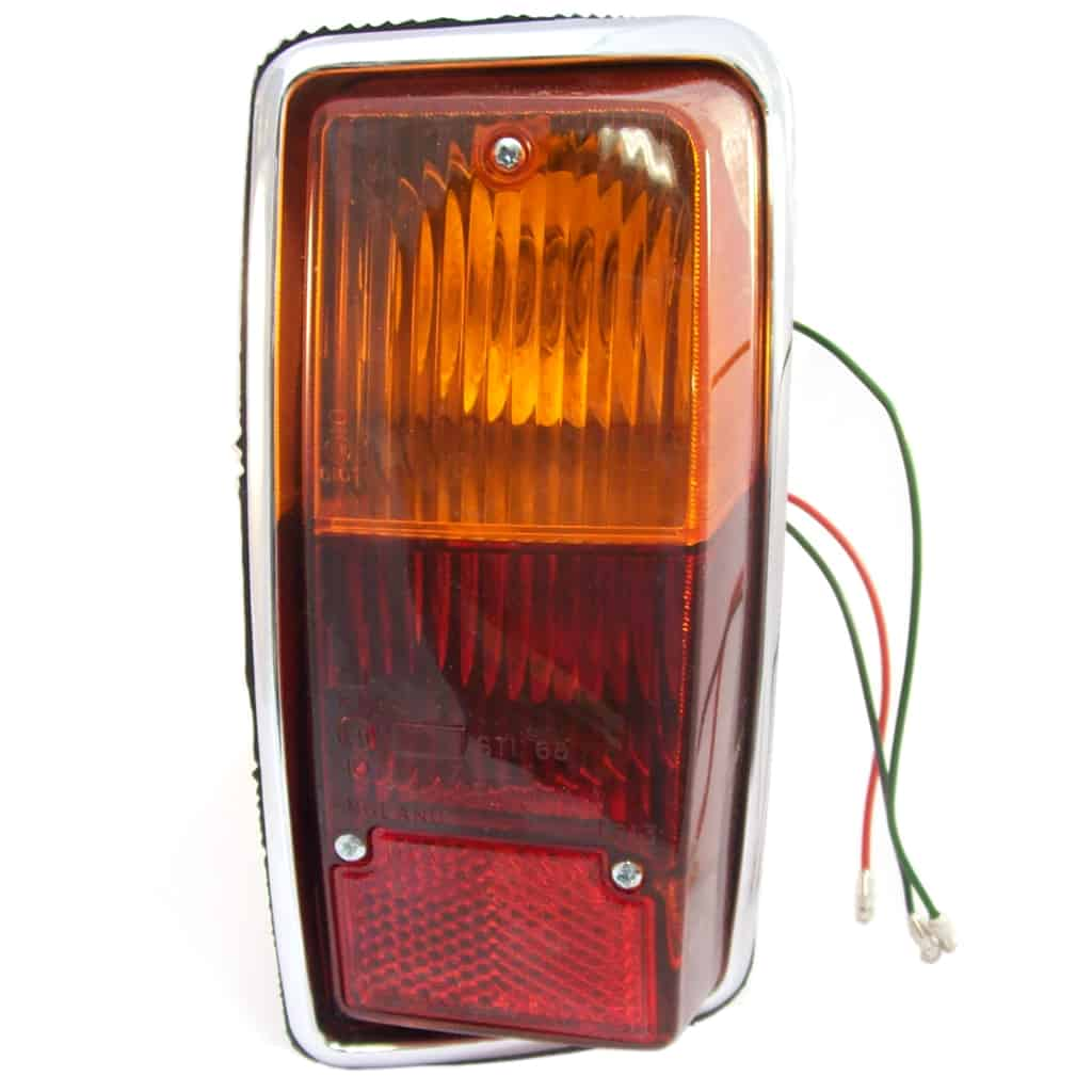 Tail Lamp, Mk2, Mk3, Right Hand