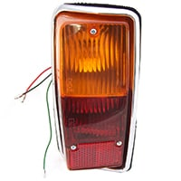 Tail Lamp, Mk2, Mk3 Left Hand