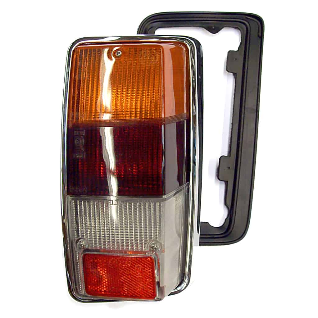Rear lamp, Right Hand, Mk4, w/ Reverse
