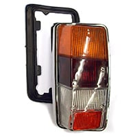 Rear lamp, Left Hand, Mk4, w/ Reverse