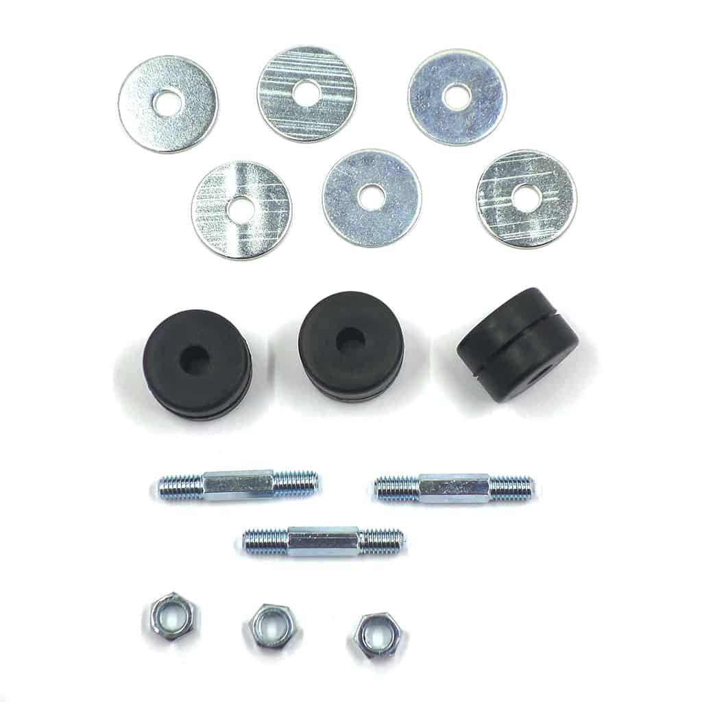 Wiper motor mount kit, early type