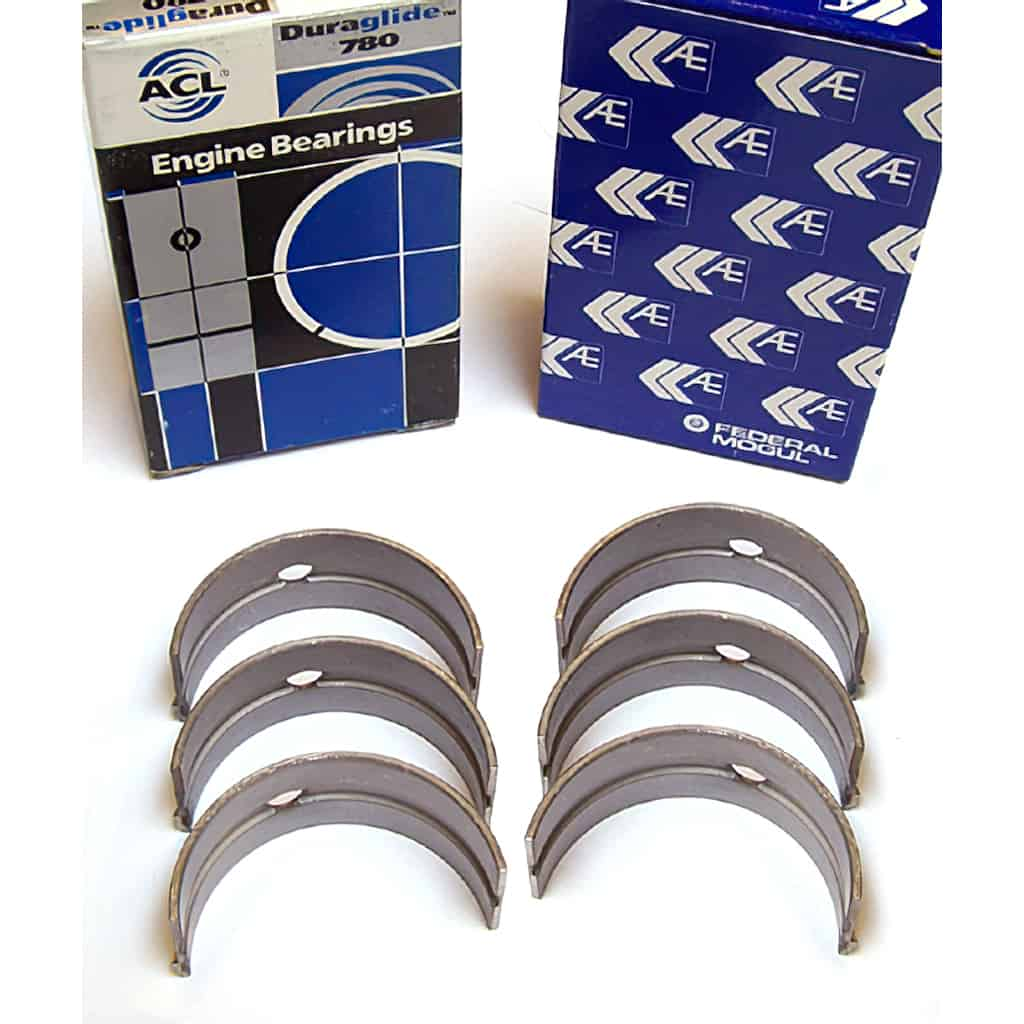 Main Bearing Set, 1.75""