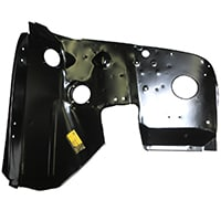 Inner Fender Panel, Mk3-on, Right-Hand, Rover