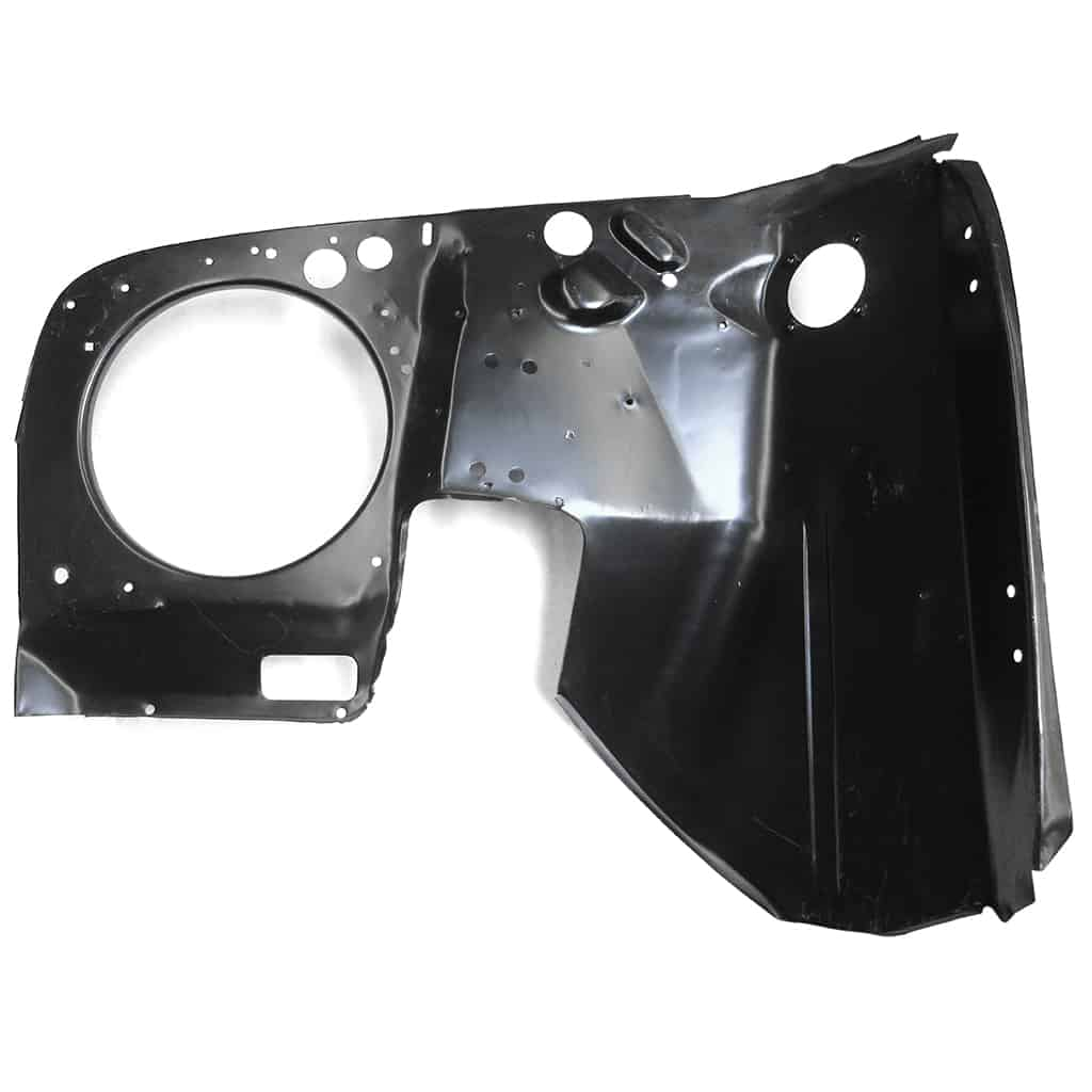 Inner Fender Panel, Mk4, Left Hand, Rover
