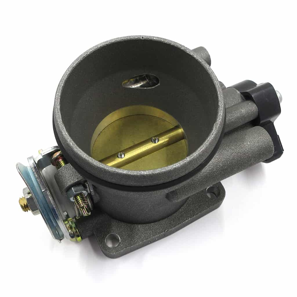 Throttle Body, MPi