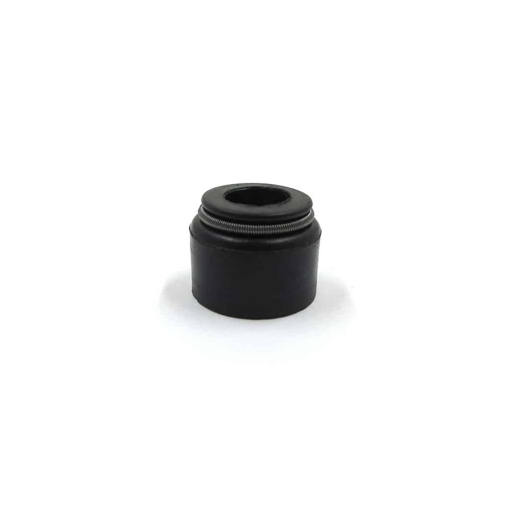 Valve Guide Seal, Cup-Type w/ Spring
