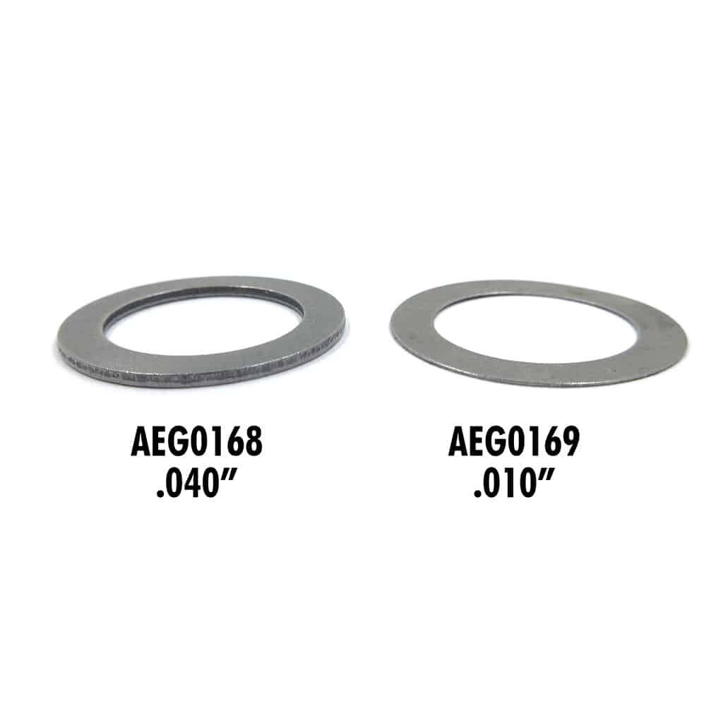 AEG0169 compared with AEG0168
