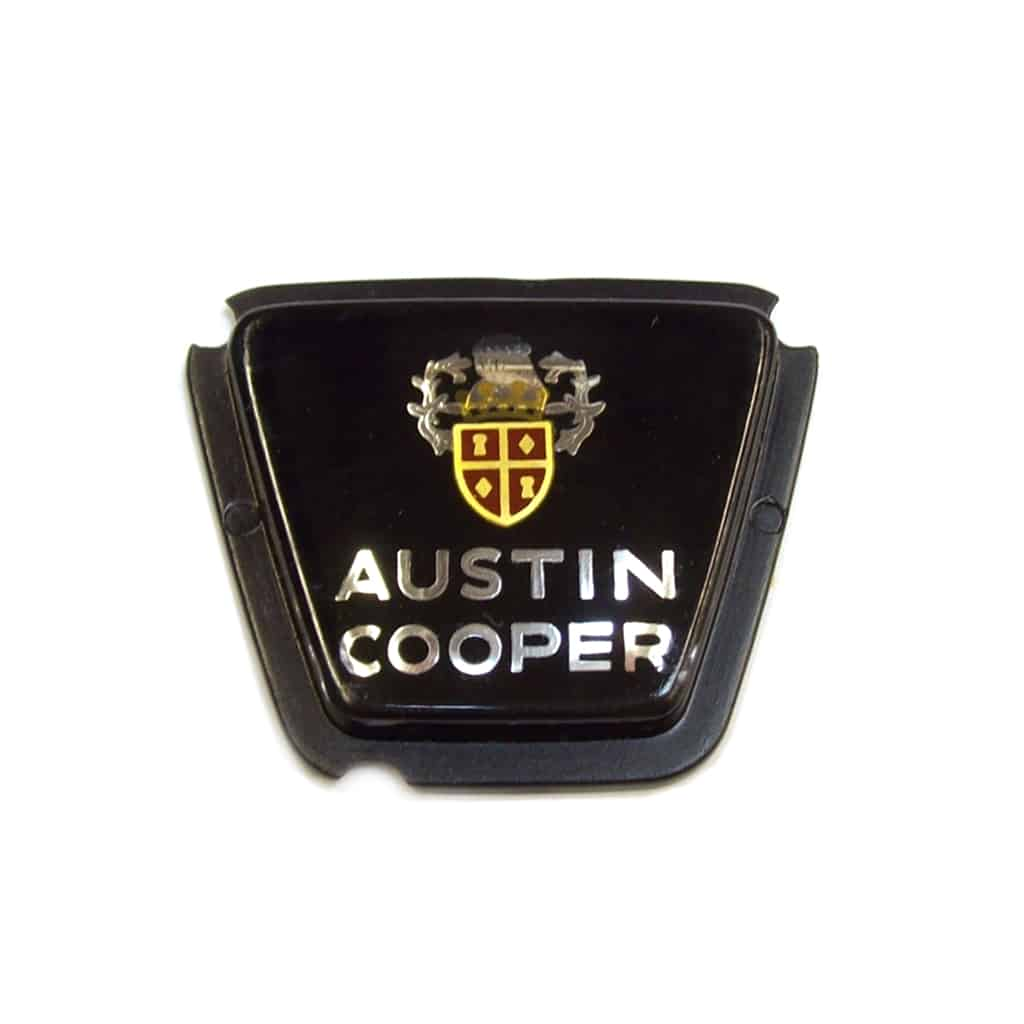 Bonnet Badge, Austin Cooper Mk2