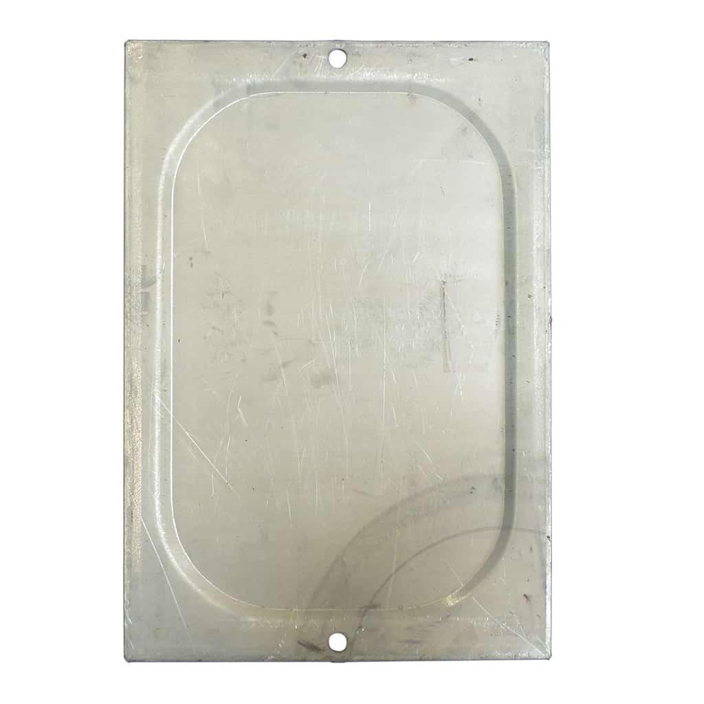 Cover Plate, Moke Side Storage Bin
