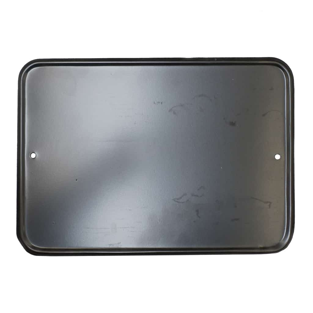 License Plate Mounting, Rear, Moke