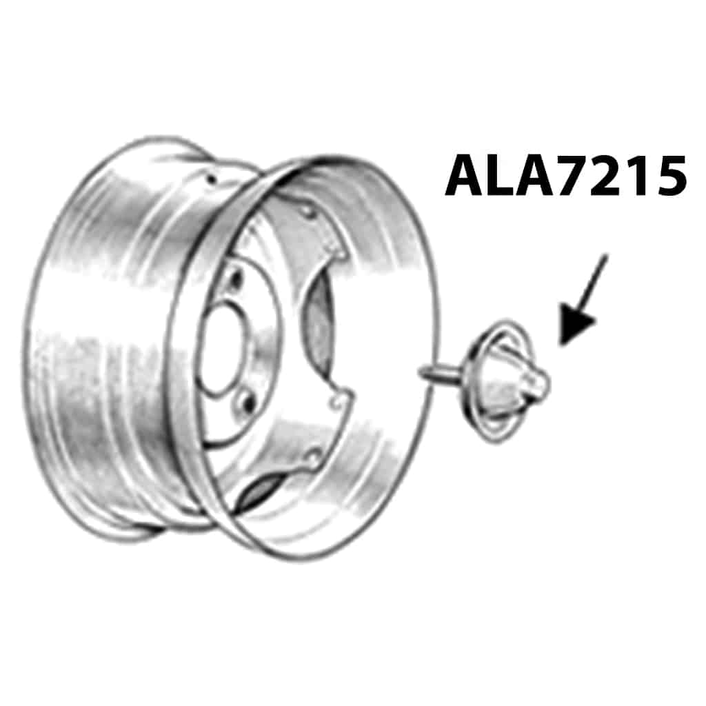 ALA7215, placement