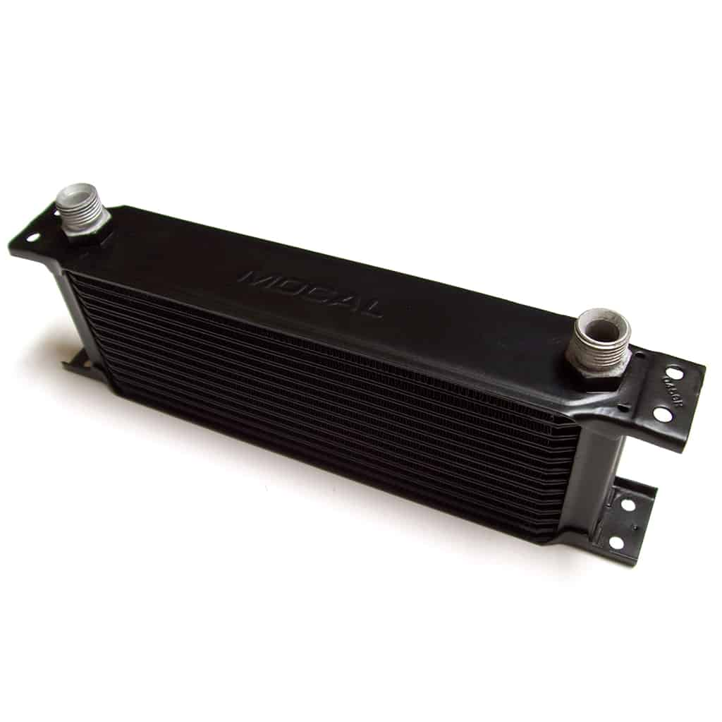 Oil Cooler, 13-Row, Heavy Duty Mocal