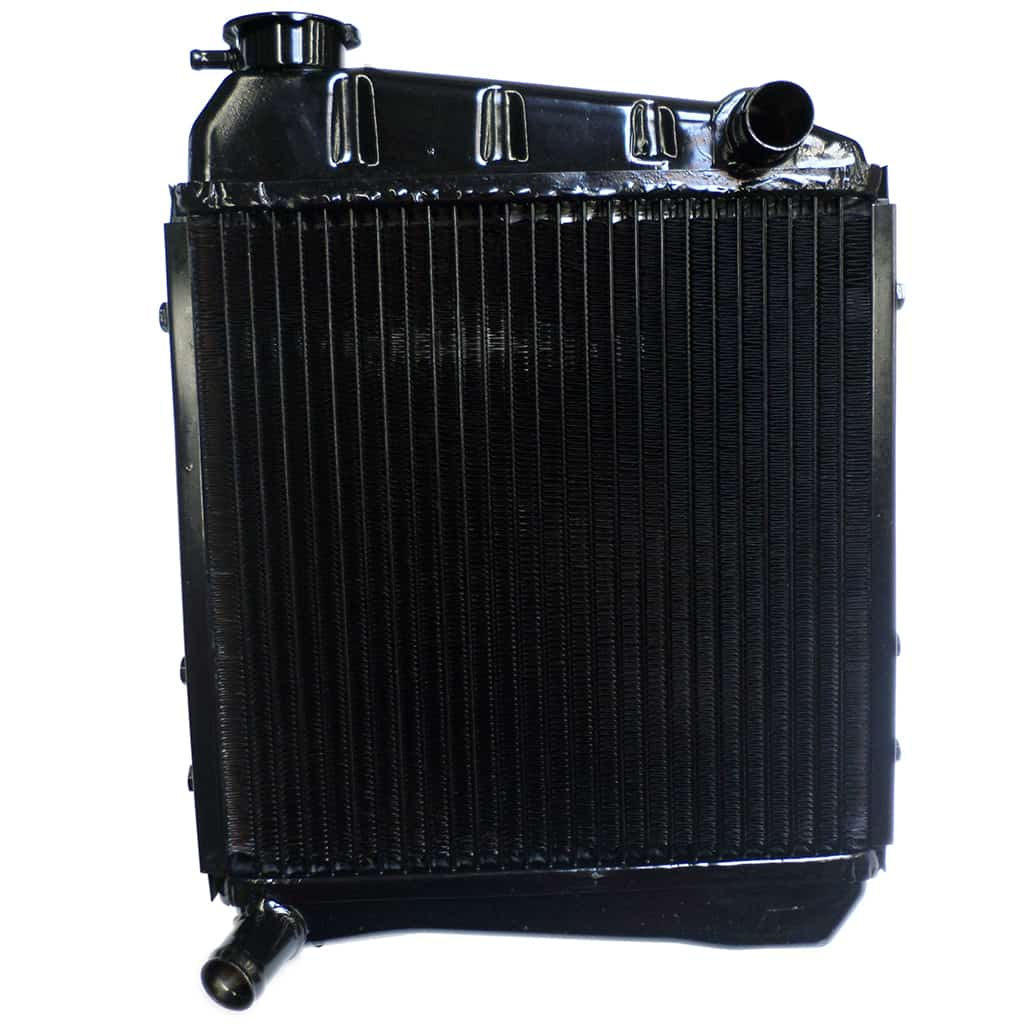 Radiator, Heavy Duty 3-Core, Road/Race