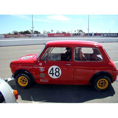 Pre-grid Sonoma Raceway