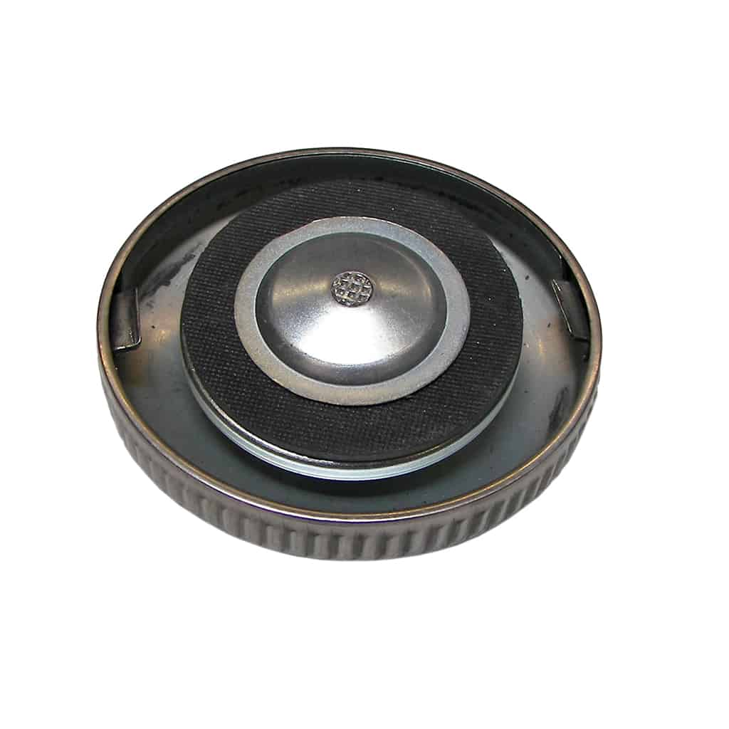 Gas Cap, Outside Grip
