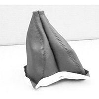 Shift Boot, Remote Shift, Leather, 1962-1973