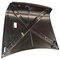Bonnet, for MPi/Front Radiator