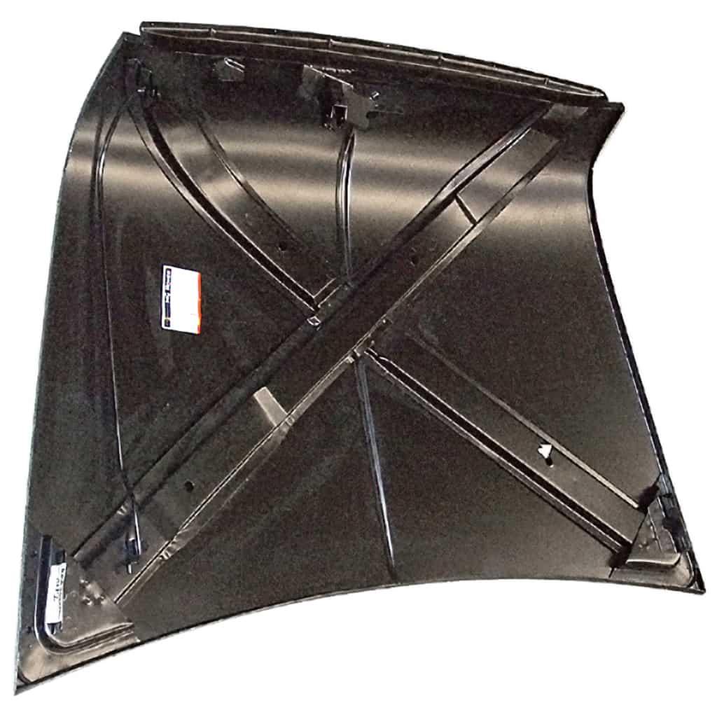 Bonnet, for MPi/Front Radiator