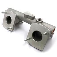 Manifold, Intake, Twin SU HS4-HS6