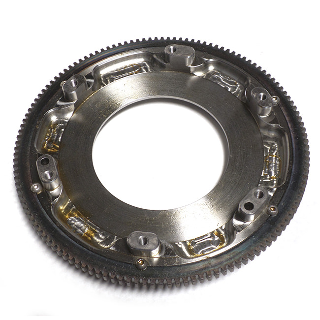 Verto Flywheel Ring, Lightened, SPi only