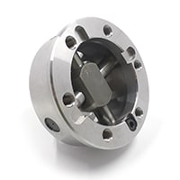 Cross Pin Heavy Duty Differential