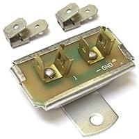 Voltage Stabilizer, Negative Ground