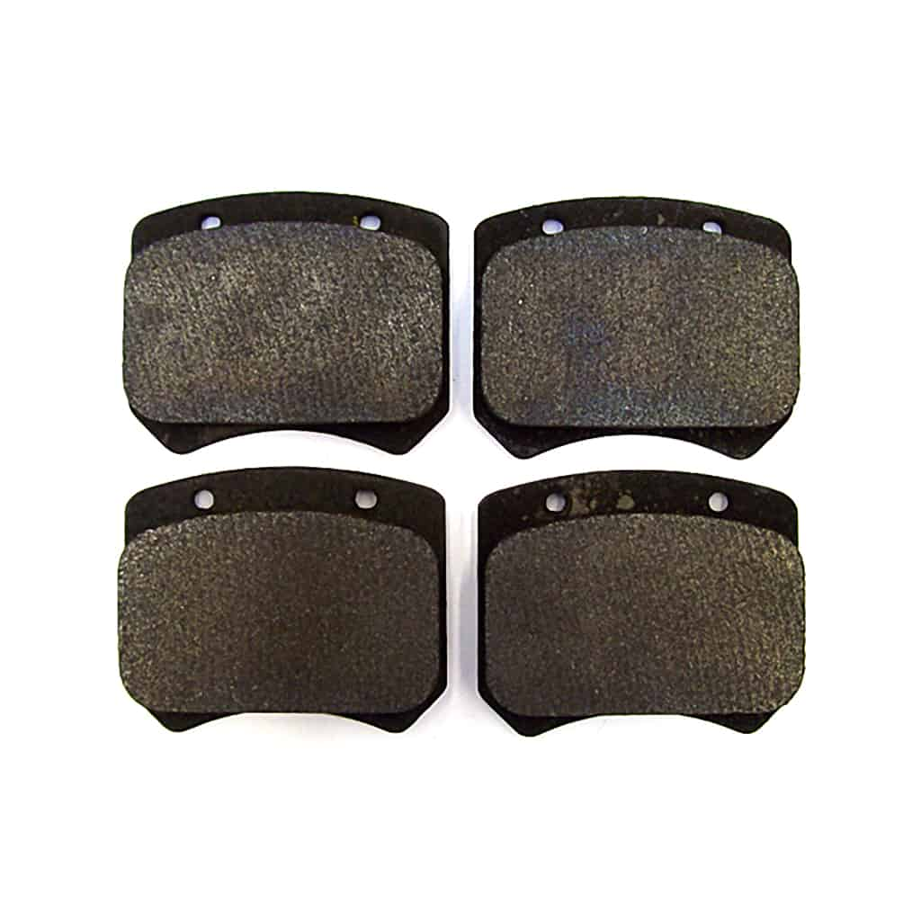 Brake Pads, Cooper S, Competition