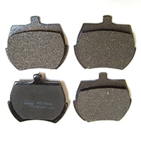 "Brake Pads, 8.4"", Mintex M1144, Race"