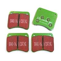 Brake Pads, 998 Cooper, EBC GreenStuff