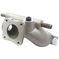 Intake Manifold, Single 1.5'' and 1.75''
