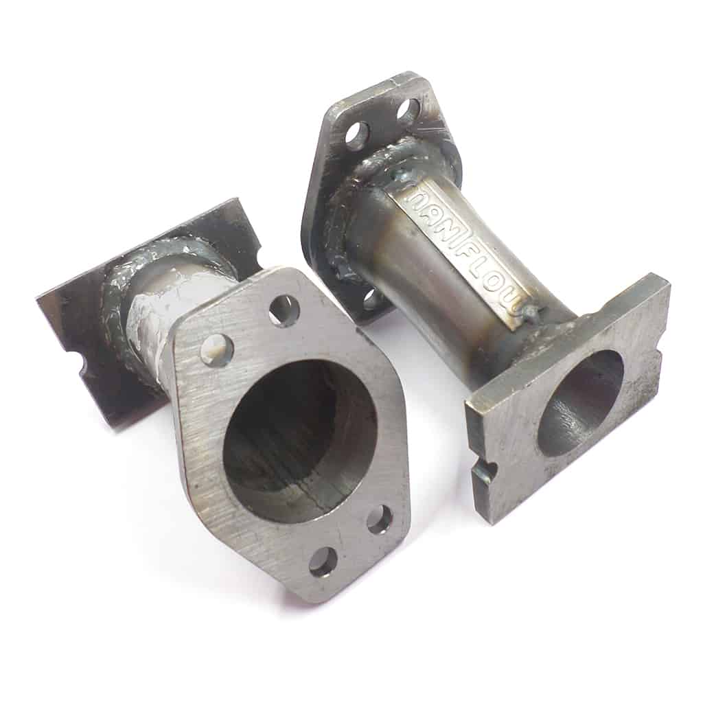 Intake Manifolds, Split Weber