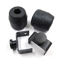 Competition Bump Stop Kit, front
